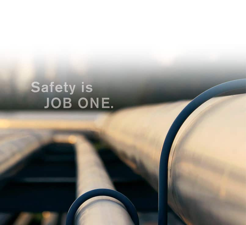 Safety is Job One